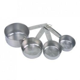 Miarki kuchenne stalowe DEXAM SEED 4 szt.