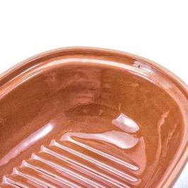Garnek rzymski gliniany z pokrywką ROMERTOPF MULTI ROUND 2 l