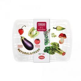 Pojemniki na żywność plastikowe SNIPS EASY LUNCH LODI 3 szt.