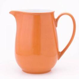 Dzbanek porcelanowy do napojów KAHLA PRONTO COLORE POMARAŃCZOWY 1,3 l