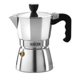 Kawiarka aluminiowa ciśnieniowa LA CAFETIERE CLASSICO - kafetiera na 6 filiżanek espresso