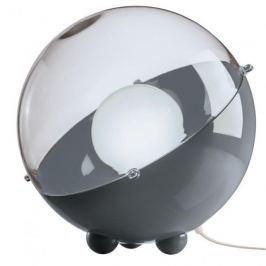 Lampa podłogowa / Lampka nocna plastikowa KOZIOL ORION SZARA