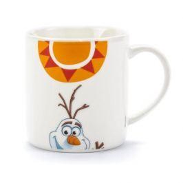 Kubek dla dzieci ceramiczny DISNEY KRAINA LODU OLAF SŁONECZKO 400 ml