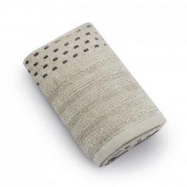 Ręcznik łazienkowy do rąk bawełniany MISS LUCY PAVIA PIASKOWY 30 x 50 cm