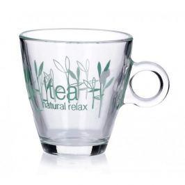 Kubek szklany / Szklanka BORMIOLI ROCCO TEA NATURAL 300 ml