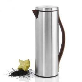 Dzbanek do herbaty i kawy stalowy ADHOC LOFT BRĄZOWY 1 l