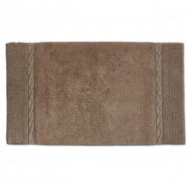 Dywanik łazienkowy bawełniany KELA LANDORA BRĄZOWY 100 x 60 cm