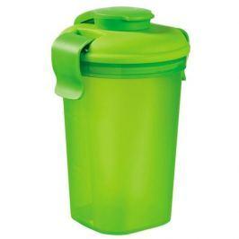 Bidon plastikowy CURVER LUNCH AND GO ZIELONY 0,6 l