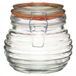 Słoik na przyprawy szklany z klipsem KITCHEN CRAFT UL 0,65 l