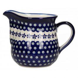 Dzbanek ceramiczny na wodę GU-1598 DEK. 166A Bolesławiec 1,4 l