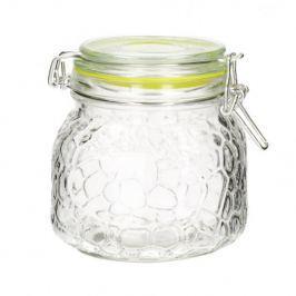 Słoik ozdobny szklany MOZAIKA 0,7 l