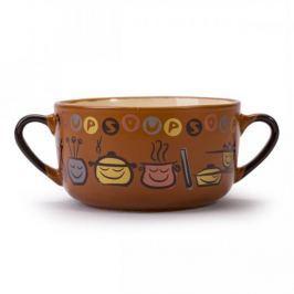 Bulionówka ceramiczna FLORINA BROTH MIX KOLORÓW 350 ml