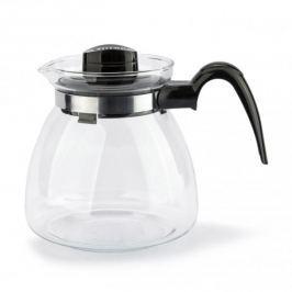 Dzbanek do herbaty i kawy szklany TERMISIL MAJA CZARNY 1,25 l