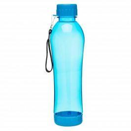 Butelka na napoje plastikowa SAGAFORM PICNIC NIEBIESKA 0,7 l