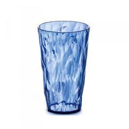 Szklanka do napojów plastikowa KOZIOL CRYSTAL 2.0 NIEBIESKA 400 ml