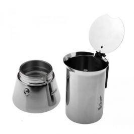 Kawiarka stalowa ciśnieniowa BIALETTI VENUS - kafetiera na 10 filiżanek espresso