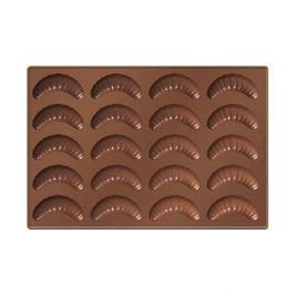 Forma do 20 czekoladek silikonowa TESCOMA DELICIA BRĄZ0WA