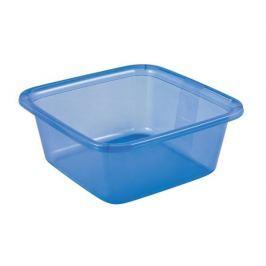 Miska na pranie łazienkowa plastikowa CURVER ELA NIEBIESKA 11 l