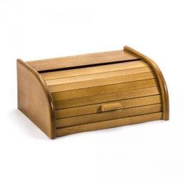 Chlebak drewniany ODELO MAŁY BRĄZOWY