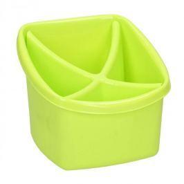 Ociekacz na sztućce plastikowy GREEN MIX KOLORÓW
