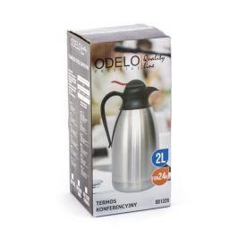 Termos konferencyjny do kawy i herbaty stalowy ODELO QUALITY LINE 2 l