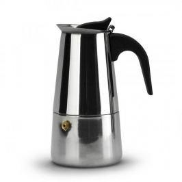 Kawiarka stalowa ciśnieniowa COFFEE- kafetiera na 4 filiżanki espresso