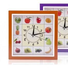 Zegar ścienny FLORINA VEGA 27 x 27 cm