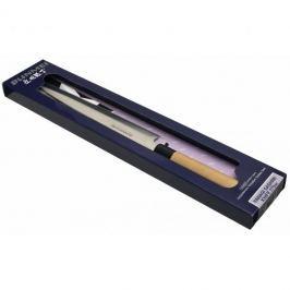 Nóż tako sashimi ze stali nierdzewnej BUNMEI 21 cm
