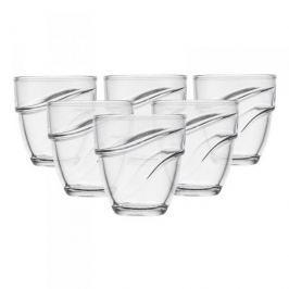 Szklanki do napojów szklane DURALEX WAVE 270 ml 6 szt.