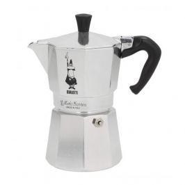 Włoska kawiarka aluminiowa ciśnieniowa BIALETTI MOKA EXPRESS - kafetiera na 4 filiżanki espresso