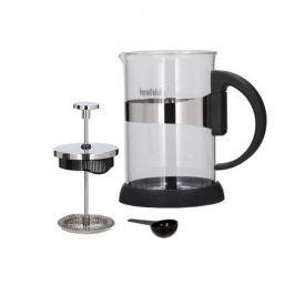 French press / Zaparzacz do kawy tłokowy szklany HOME DELUX SUSAN 0,8 l