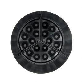 Pojemnik na przybory kuchenne ze stali nierdzewnej OXO GOOD GRIPS OBROTOWY