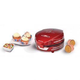 Urządzenie do wypieku muffinek ARIETE PARTY TIME CZERWONE 700 W