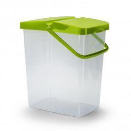 Pojemnik na proszek do prania plastikowy BRANQ KENDRICK ZIELONY