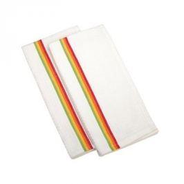 Ręczniki kuchenne bawełniane TESCOMA PRESTO BIAŁE 50 x 70 cm 2 szt.