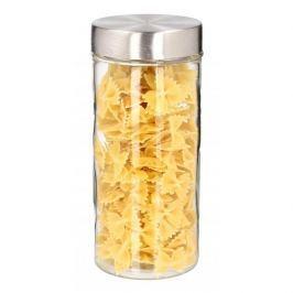 Słoik z pokrywką na ciastka szklany DOMOTTI OKRĄG 1,3 l