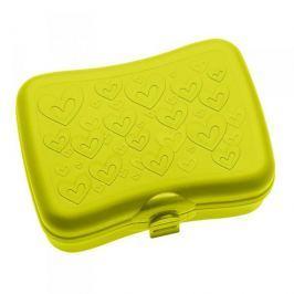 Lunch box plastikowy KOZIOL SUSI ZIELONY