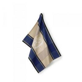 Ręcznik kuchenny bawełniany KELA FRIDA CLOTH GRANATOWY 70 x 50 cm