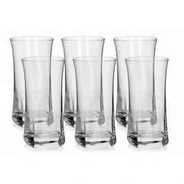Komplet 6 szklanek do napojów GEO 360 ml