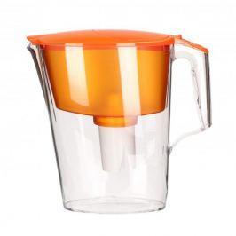 Dzbanek do filtrowania wody plastikowy AQUAPHOR STANDARD POMARAŃCZOWY 2,5 l