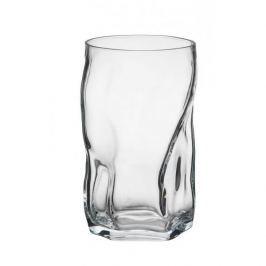 Komplet 4 szklanek do napojów i drinków BORMIOLI ROCCO SORGENTE 300 ml