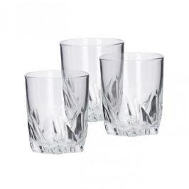 Komplet 3 szklanek LUMINARC OLIMPIA 250 ml