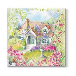 Serwetki papierowe dekoracyjne PAW HOUSE IN THE COUNTRY WIELOKOLOROWE 20 szt.
