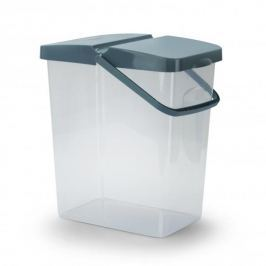 Pojemnik na karmę plastikowy BRANQ KENDRICK JASNONIEBIESKI 10 l
