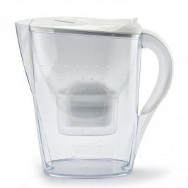 Dzbanek do filtrowania wody plastikowy BRITA MARELLA BIAŁY 2,4 l