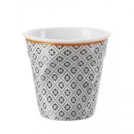 Kubek do espresso gnieciony porcelanowy REVOL FROISSES LOUISE BIAŁY 80 ml