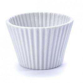 Kokilka / Naczynie do zapiekania ceramiczne BABUNIA BIAŁE 100 ml