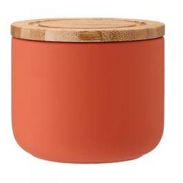 Pojemnik ceramiczny LADELLE SOFT POMARAŃCZOWY 0,7 l