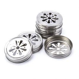 Zakrętki do słoików metalowe KILNER DRINK JAR 7 cm (6 szt.)