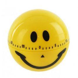 Minutnik kuchenny plastikowy SMILE ŻÓŁTY